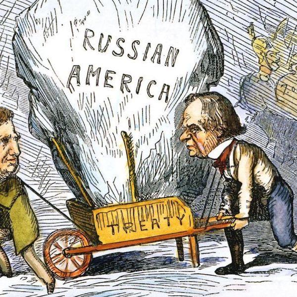 Purchase Of Alaska Essay Examples