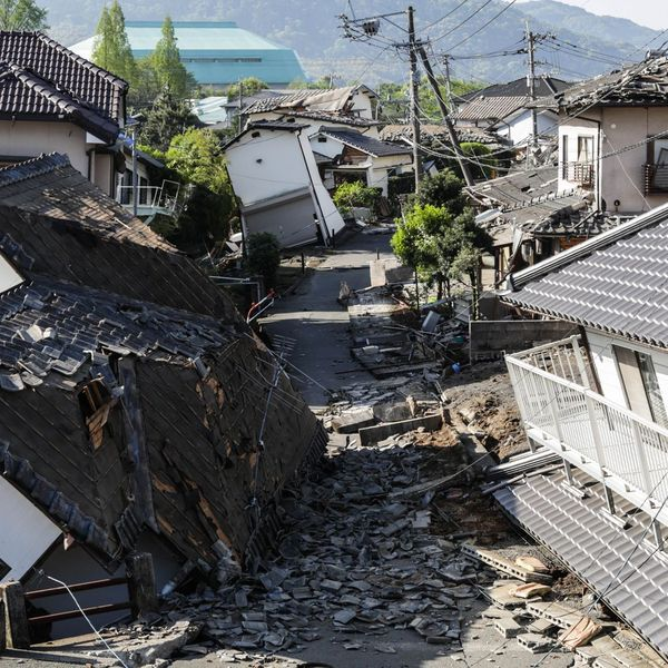 Recent Earthquake In Japan Essay Examples