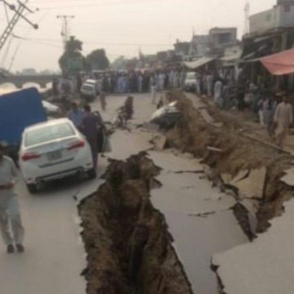 Recent Earthquake In Pakistan Essay Examples