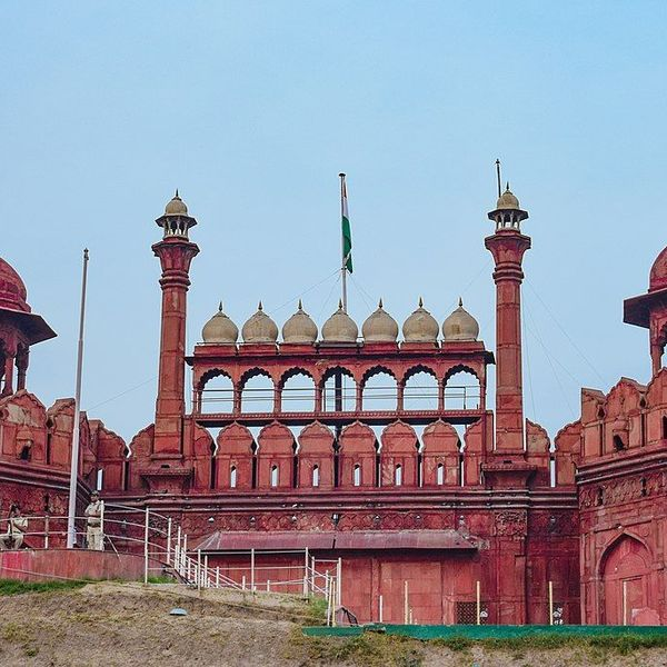 Red Fort Essay Examples