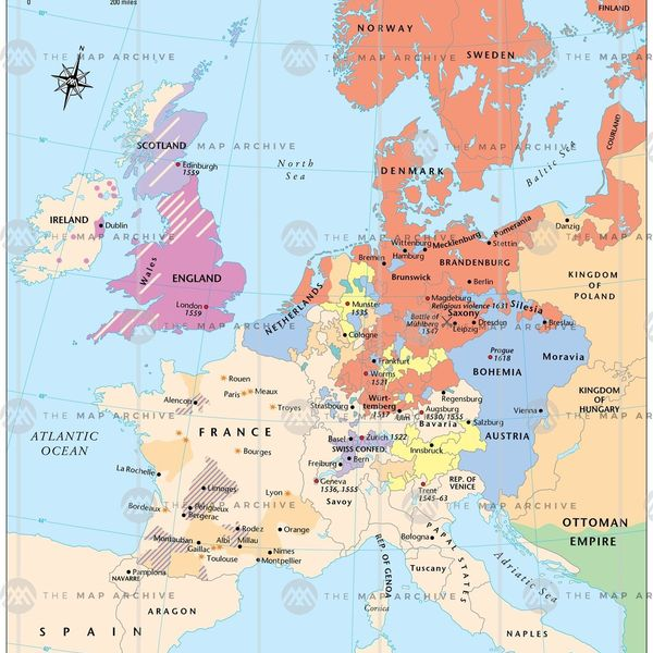 Reformation In Europe Essay Examples