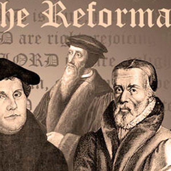 Reformation Essay Examples