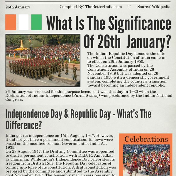Republic Day And Its Importance Essay Examples
