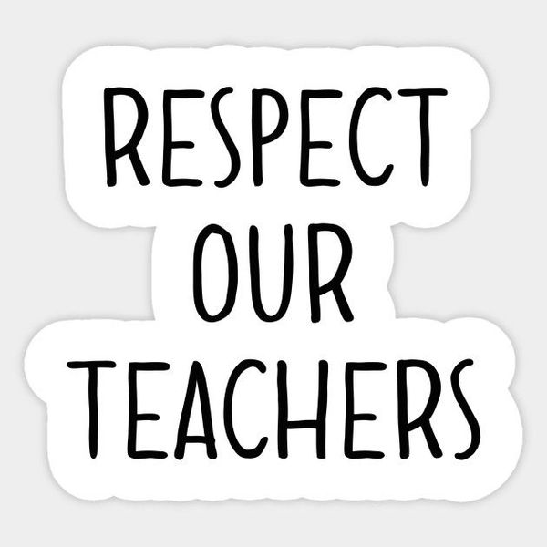 Respect For Teachers Essay Examples