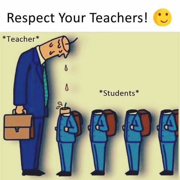 Respect To Teachers Essay Examples