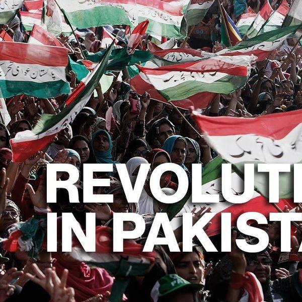 Revolution In Pakistan Essay Examples