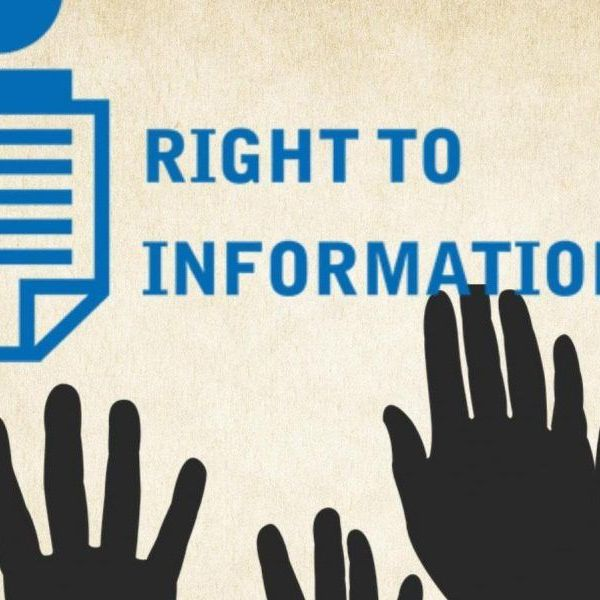 Right To Information Essay Examples