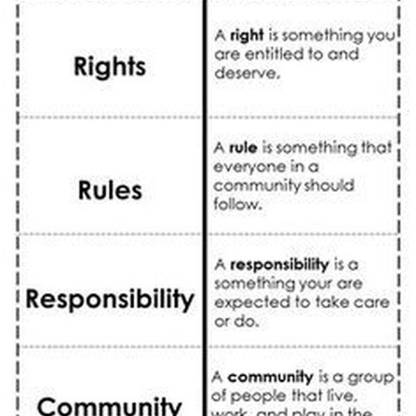 Rights And Responsibilities Of Citizens Essay Examples