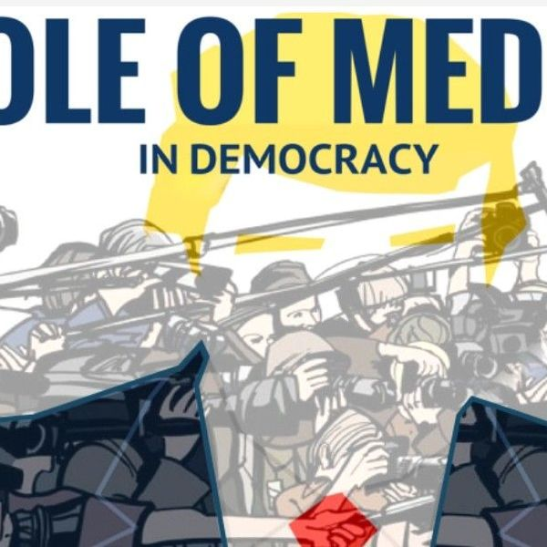 Role Of Media In Democracy Essay Examples