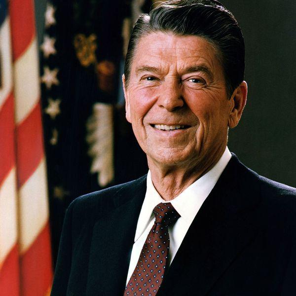 Ronald Reagan Essay Examples