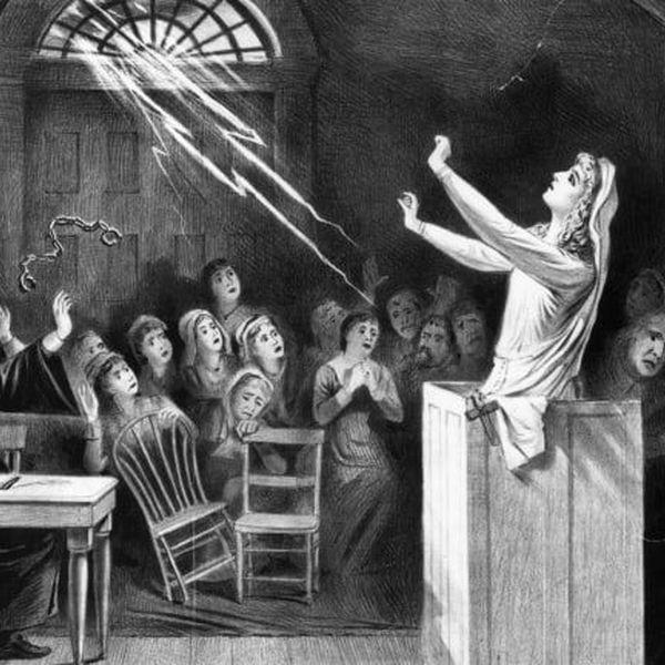 Salem Witch Trials Essay Examples