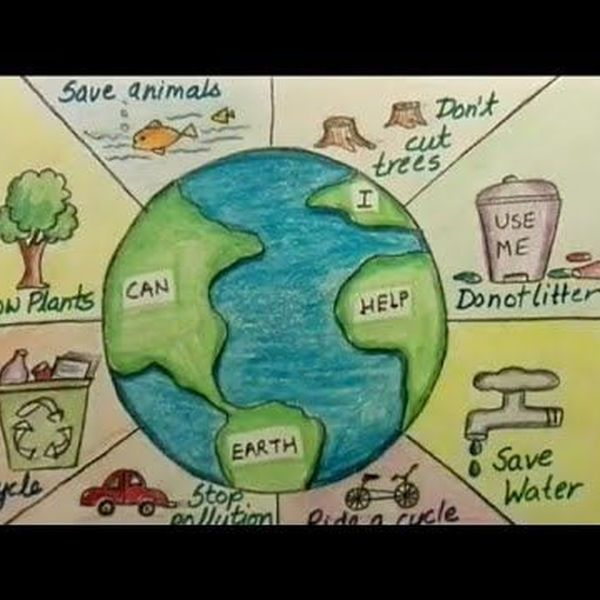Save Environment Save Earth Essay Examples