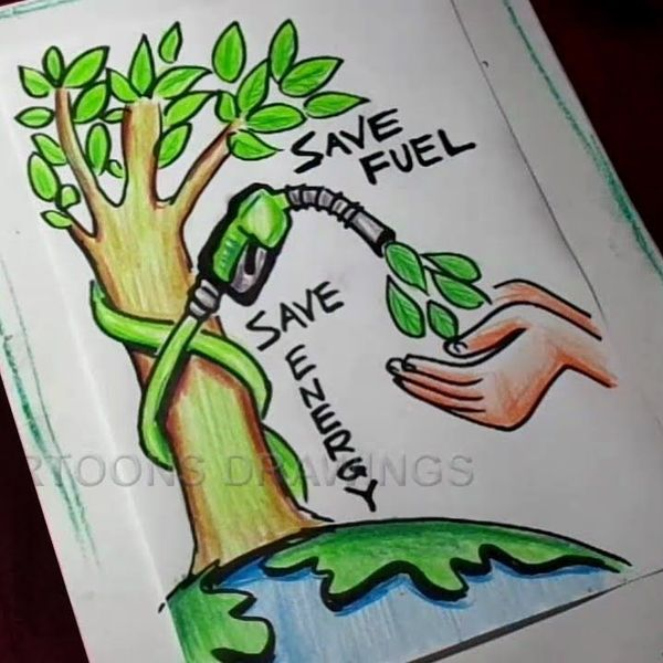 Save Fuel Save Environment Essay Examples
