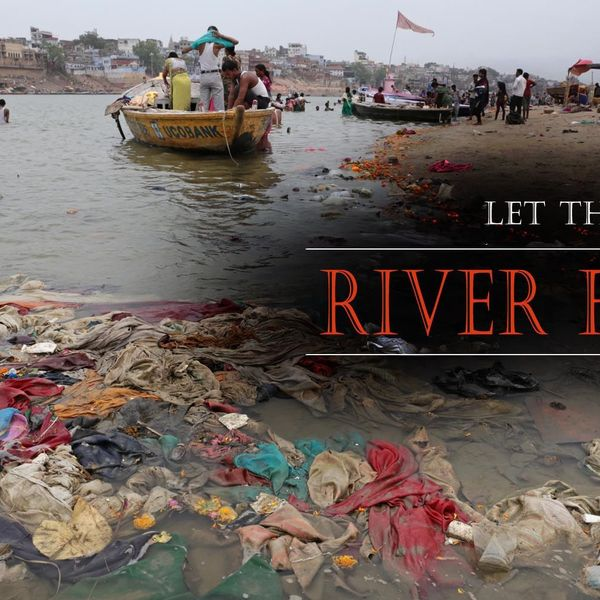 Save Ganga River Essay Examples