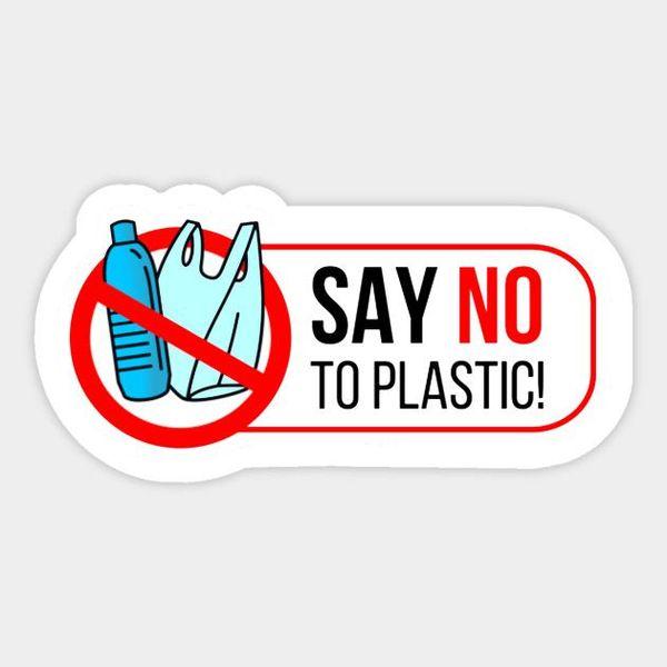 Say No To Plastics Essay Examples