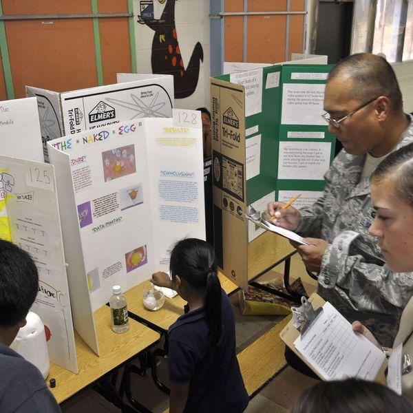 Science Fair Essay Examples