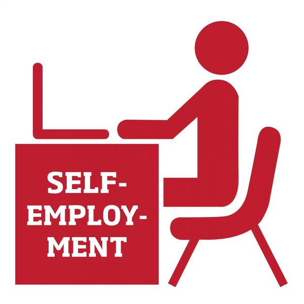 self employment Essay Examples
