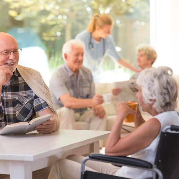 Senior living Essay Examples