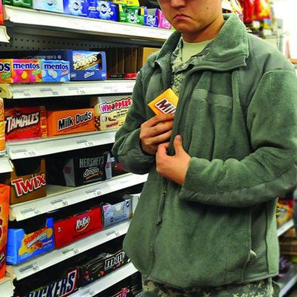 Shoplifting Essay Examples