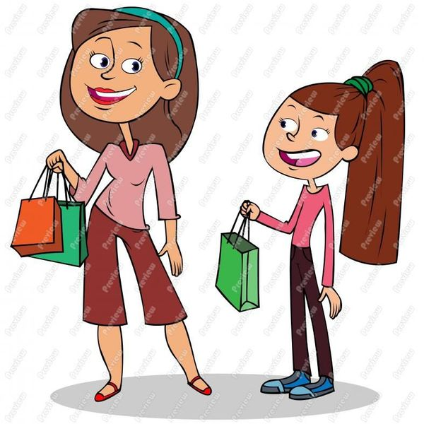Shopping With My Mother Essay Examples