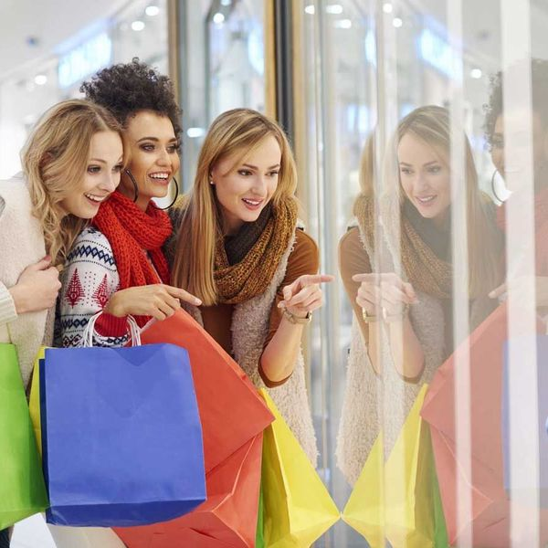 Shopping Essay Examples