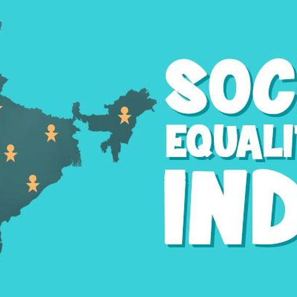 Social Equality In India Essay Examples