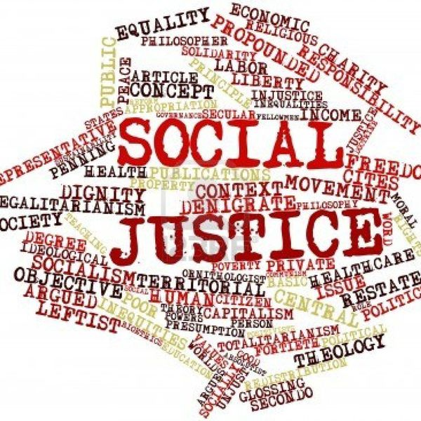 Social Justice And Equality Essay Examples