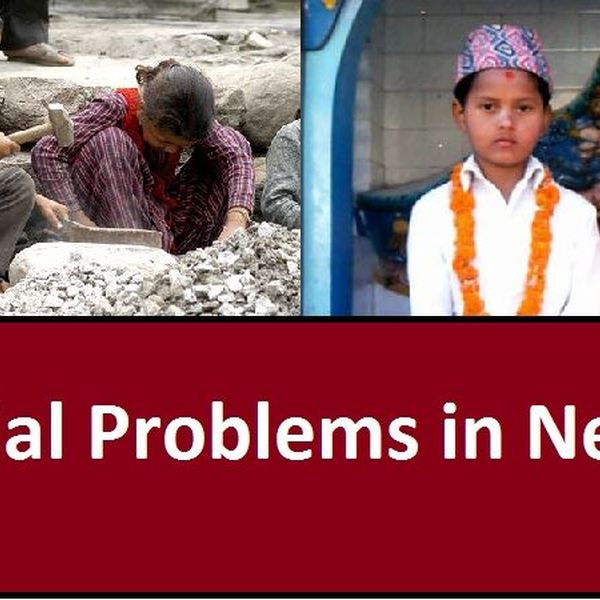 Social Problems In Nepal Essay Examples