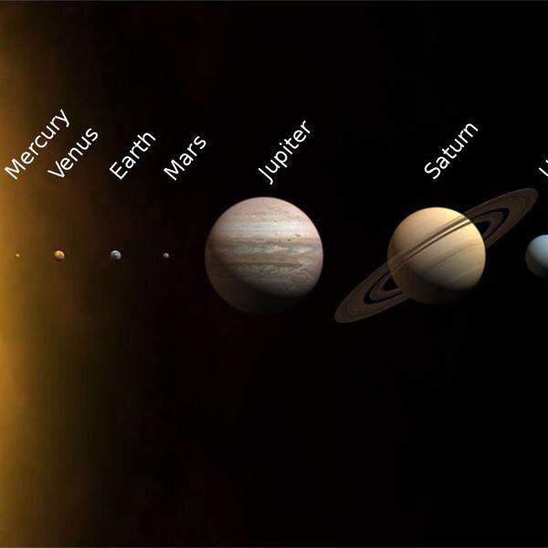 Solar System Essay Examples