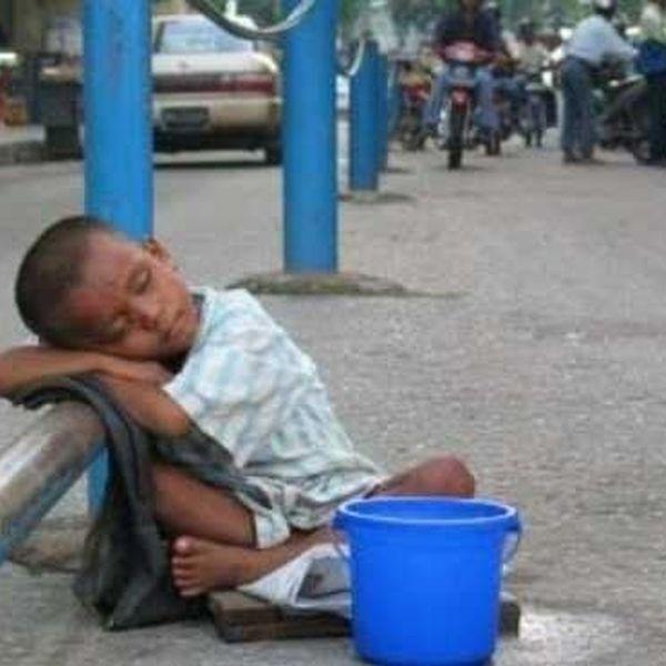 Street Beggar Essay Examples