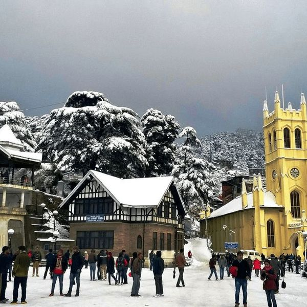 Summer Vacation In Shimla Essay Examples