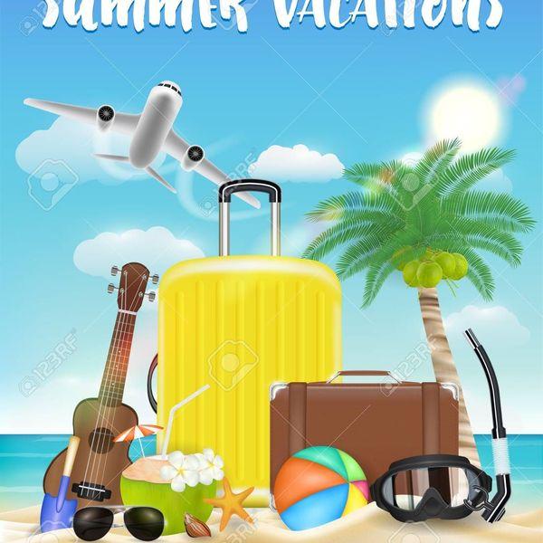 Summer Vacations Essay Examples