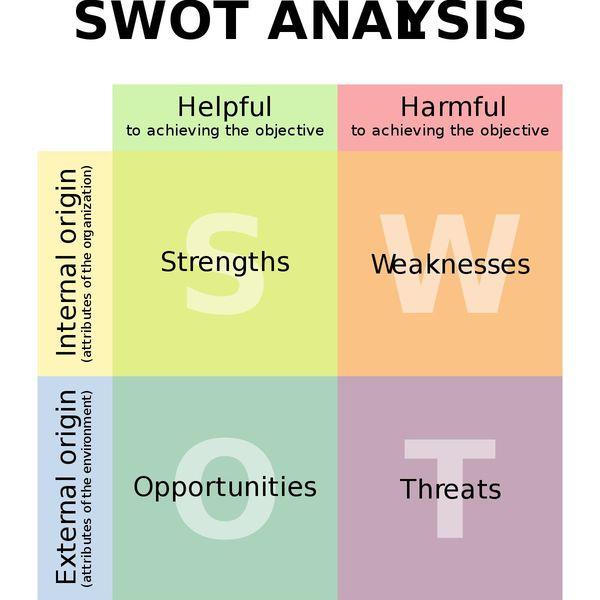 Swot Analysis Essay Examples