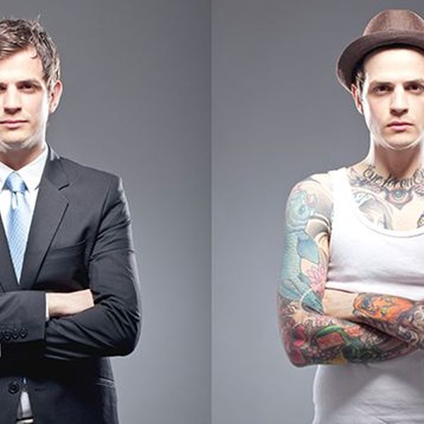 Tattoos In The Workplace Essay Examples