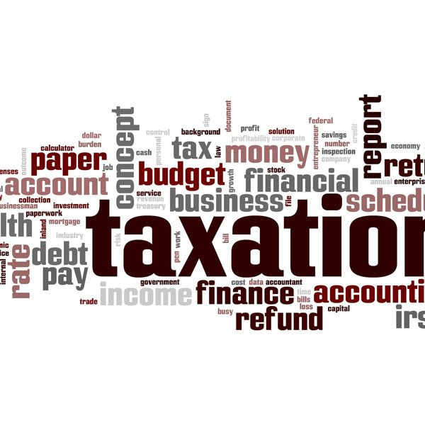 Taxation Essay Examples