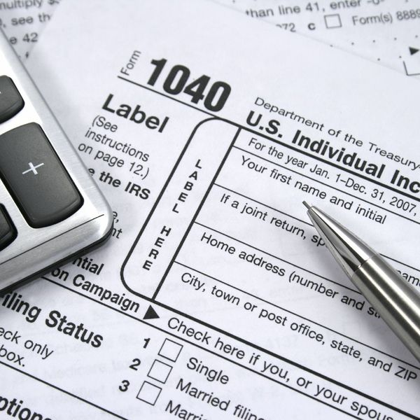 Taxes Essay Examples