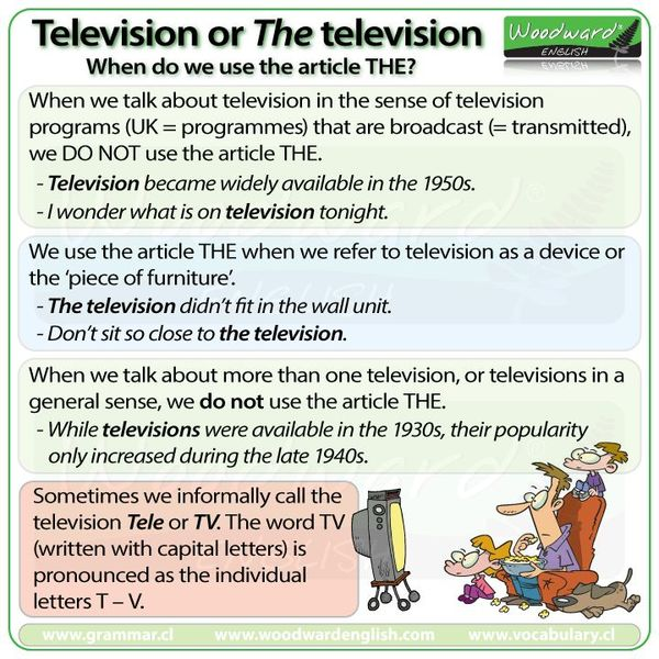 Television In English Essay Examples