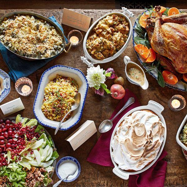 Thanksgiving Dinner Essay Examples
