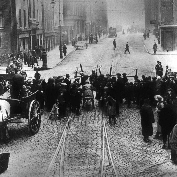 The 1916 Easter Rising Essay Examples