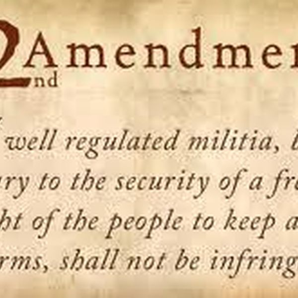 The 2nd Amendment Essay Examples