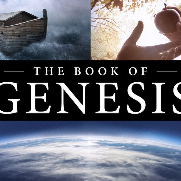 The Book Of Genesis Essay Examples