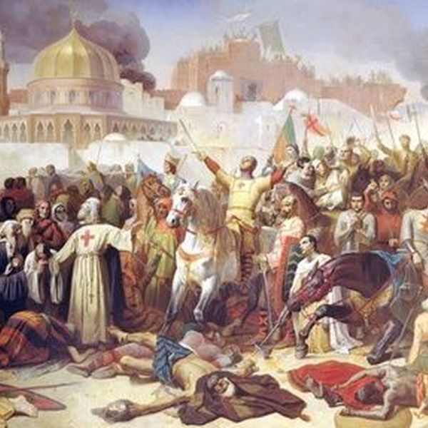 The Crusades Essay Examples