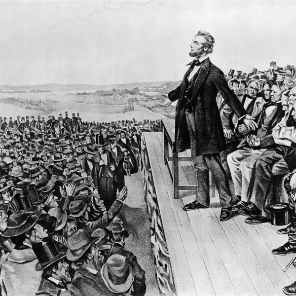 The Gettysburg Address Essay Examples