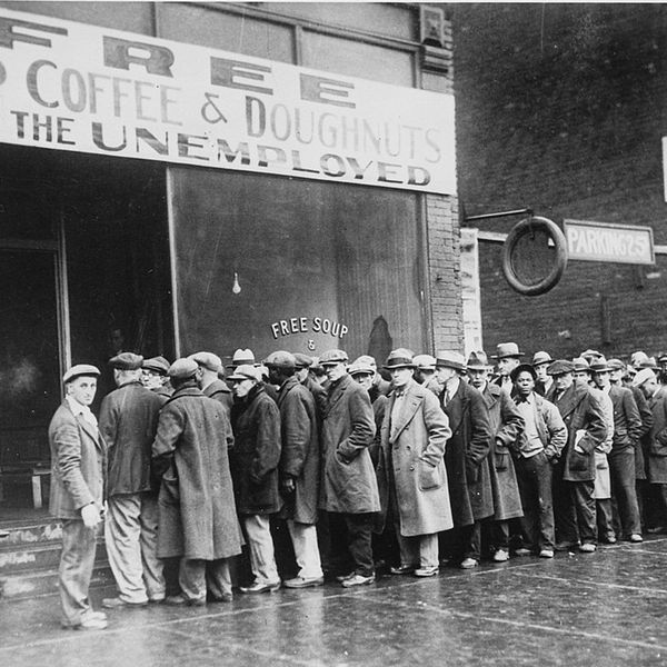 The Great Depression Essay Examples