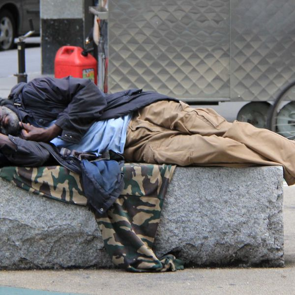 The Homeless Essay Examples