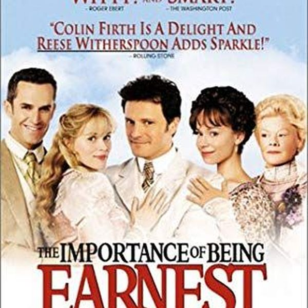 The Importance Of Being Earnest Essay Examples