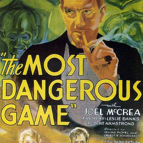 The Most Dangerous Game Essay Examples
