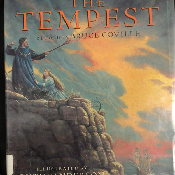 The Tempest Essay Examples