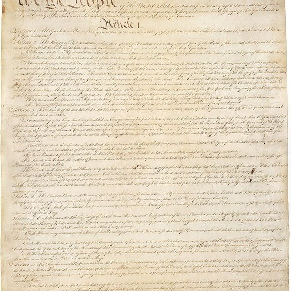The Us Constitution Essay Examples