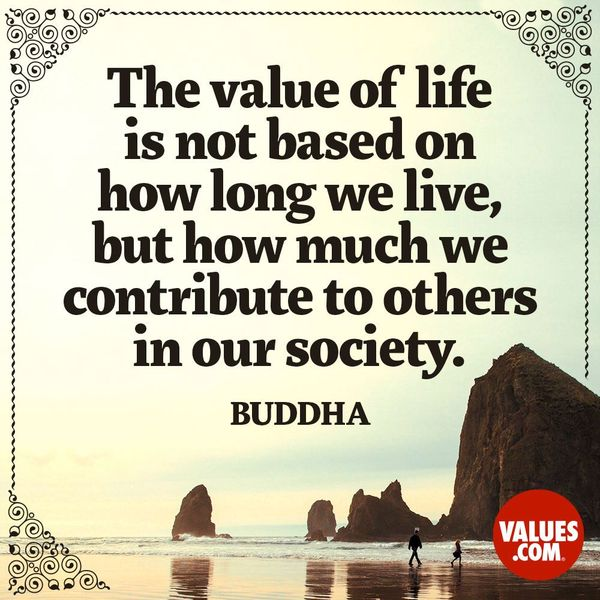 The Value Of Life Essay Examples